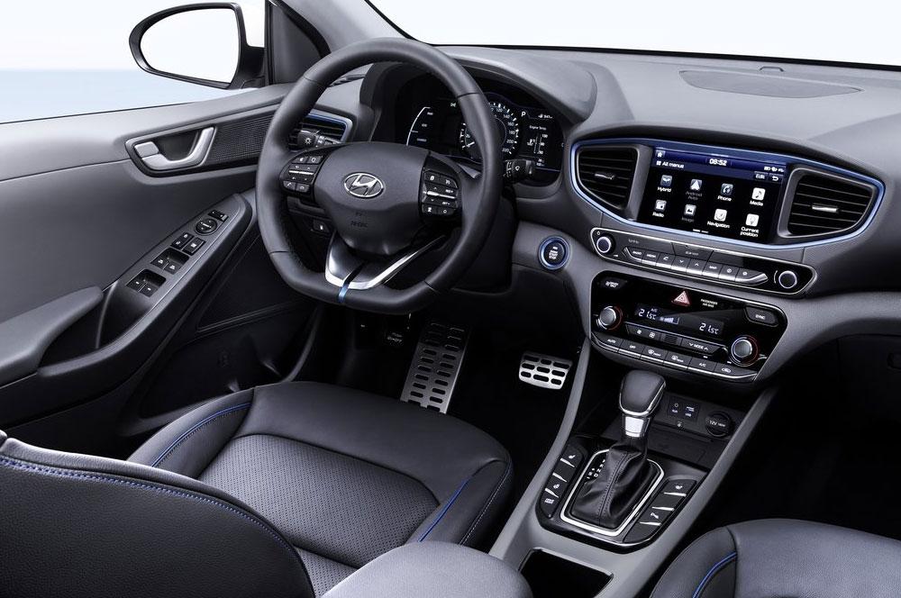 Hyundai Ioniq เปิดราคาจำหน่ายรุ่นพื้นฐานในอังกฤษเบากว่า Prius