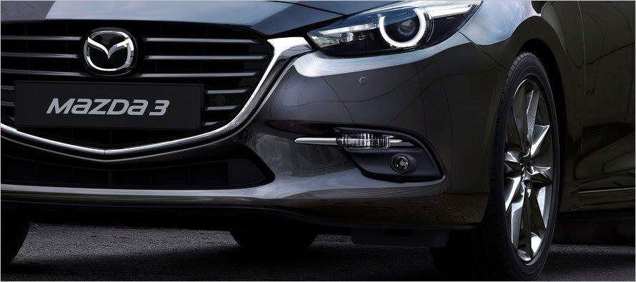 2017 Mazda3 ปรับโฉม ประเดิม 1 ใน 3 เทคโนโลยีใหม่เป็นรุ่นแรก
