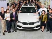 BMW Group Manufacturing ฉลองความสำเร็จ 70,000 คัน