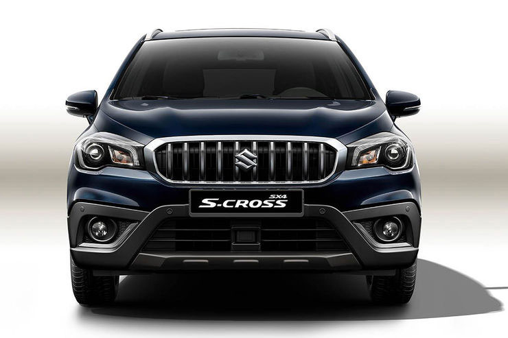 2017 suzuki sx4 s cross. Black Bedroom Furniture Sets. Home Design Ideas