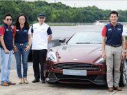 Aston Martin Driving Experience 2016