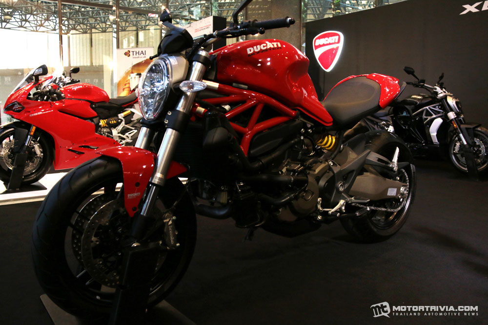 Ducati Motor Thailand Co Ltd