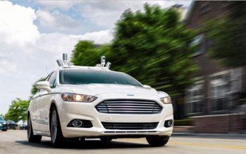 Ford ตั้งเป้าผลิตรถอัตโนมัติรองรับแผนงาน Ride Sharing ในปี 2021