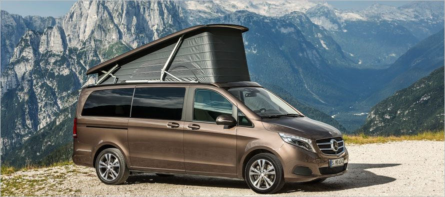 2017 mercedes benz viano marco polo. Black Bedroom Furniture Sets. Home Design Ideas