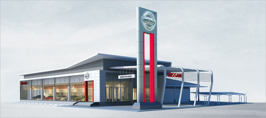 Nissan for Marketing strategy of nissan motor company