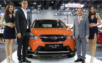 2016 Subaru XV Crosstrek เปิดตัวในงาน BIG Motor Sale