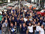 BMW ประเทศไทย รวมพลคนรัก BMW จากรุ่นคลาสสิคถึงรุ่นล่าสุด