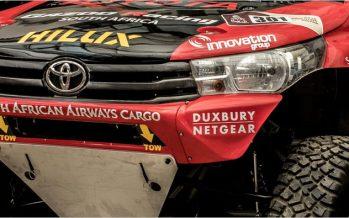 Toyota พร้อมจัดหนัก Dakar Rally 2017 ด้วย Hilux ใหม่