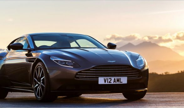 Aston Martin DB11 รับรางวัล T3 Design of the Year Award