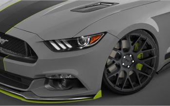Ford ลุย SEMA 2016 ด้วย Focus, Fiesta และ Mustang