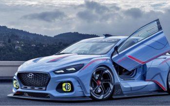 2016 Hyundai RN30 Concept ต้นแบบฮอทแฮทช์แบรนด์ N