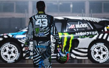 Ken Block Gymkhana NINE: Raw Industrial Playground