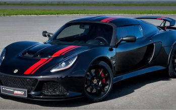 2016 Lotus Exige 350 Special Edition สิงห์สนามที่คุณต้องจับจอง
