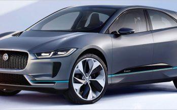 2016 Jaguar I-Pace Concept คันจริงคอนเฟิร์ม 2018