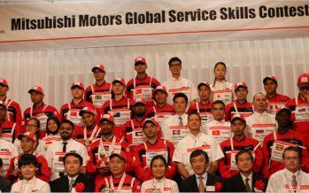Mitsubishi ประเทศไทย คว้ารางวัลอันดับ 1 การแข่งขันที่ปรึกษางานบริการ