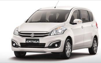2016 Suzuki Ertiga GX ตกแต่งใหม่ พร้อมจำหน่ายแล้ววันนี้