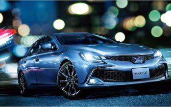 2016 Toyota Mark X ปรับโฉม ติดตั้งชุดระบบ Safety Sense P