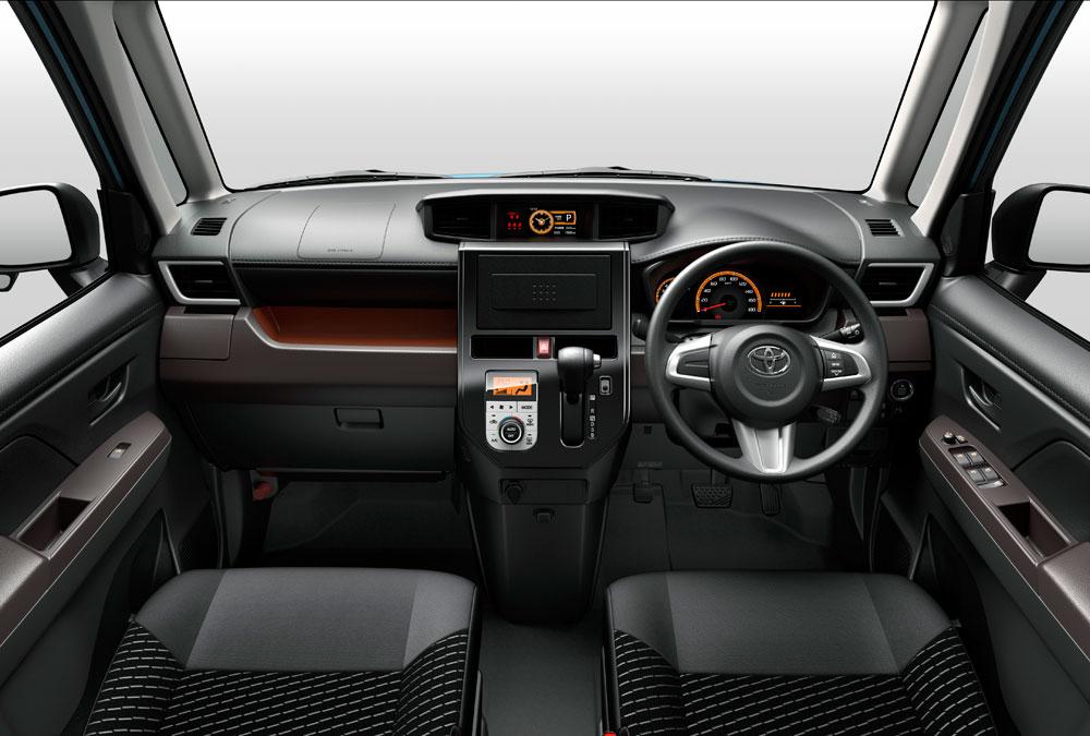 Beautiful  Tank Amp Thor  Toyota Amp Daihatsu Launches New Range Of Minivans