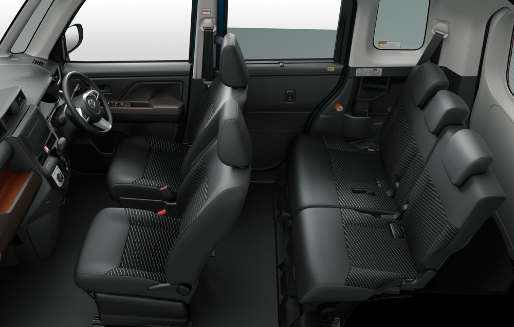 Elegant Back To Story Toyota Roomy And Tank Minivans Launched In Japan