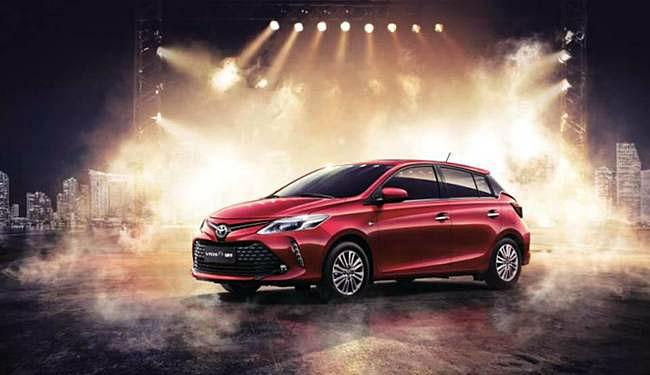 Toyota Of Greenfield >> 2017 Toyota Vios FS Hatch and Toyota Yaris L Sedan ...