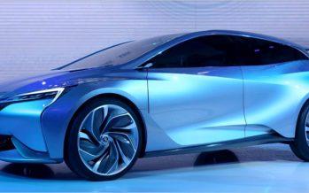 2016 Buick Velite Concept ต้นแบบครอสโอเวอร์ PHEV เปิดตัวในจีน