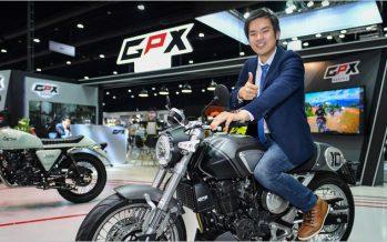 """GPX เผย """"ขอก้าวไปทีละขั้น"""" หลังยอดจอง Motor Expo 2016 เป็นอันดับ 1"""