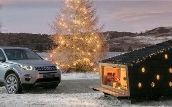 Land Rover เผยไอเดียท่องเที่ยวไปกับเคบินจิ๋วแบบ Pop-up