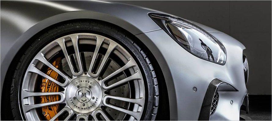 Luethen Motorsport บูสต์แรงม้า Mercedes-AMG GT เป็น 612hp
