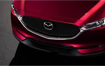2017 Mazda CX-5 เจนเนอเรชั่น 2 พร้อมทำตลาดญี่ปุ่น