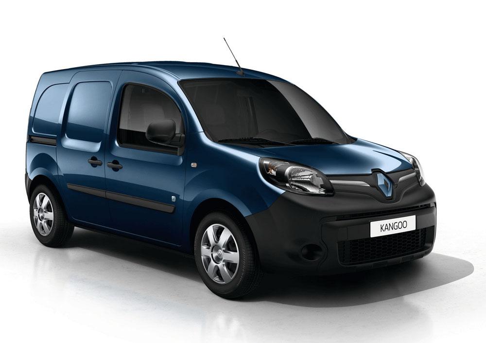 2017 Renault Kangoo Z E