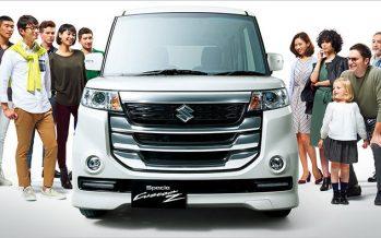 2016 Suzuki Spacia Custom Z เพิ่มความดุด้วยชุดพาร์ทใหม่