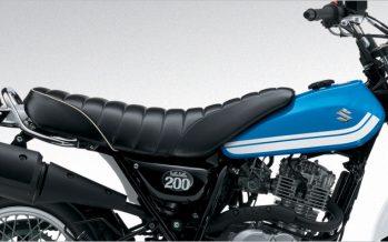 "2016 Suzuki VanVan 200 มาพร้อมนิยาม ""ลุยทันทีที่แตะพื้น"""