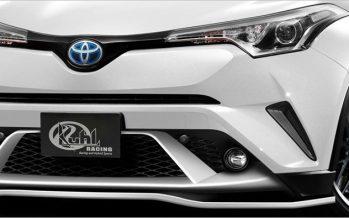 Toyota C-HR และหลากชุดแต่งจากแบรนด์ดังต้อนรับปี 2017