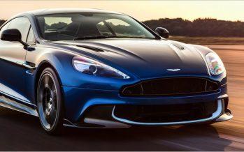 2017 Aston Martin Vanquish S และ Vanquish S Volante