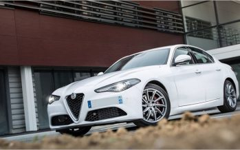 BR-Performance บูสต์แรงม้า Alfa Romeo Giulia เพิ่มเป็น 232 PS
