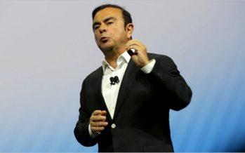 Carlos Ghosn ประกาศลดมลพิษและอุบัติเหตุบนท้องถนนให้เป็นศูนย์