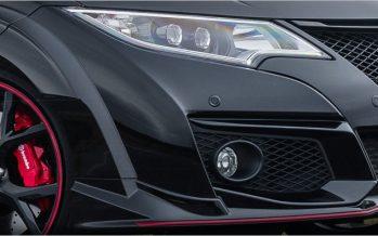 2017 Honda Civic Type R Black Edition จำกัดจำนวนสำหรับ UK