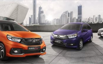 2017 Honda Mobilio เปิดตัวเวอร์ชั่นปรับโฉมในอินโดนีเซีย