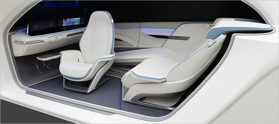 Hyundai Healthcare Cockpit Concept แนวคิดห้องโดยสารอัจฉริยะ