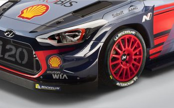 Hyundai เผยโฉมตัวแข่ง i20 Coupe WRC 2017 รับกฏใหม่