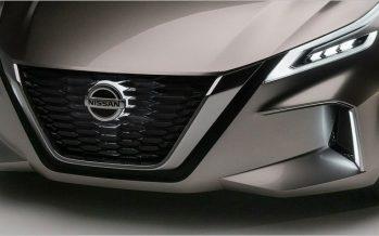 2017 Nissan Vmotion 2.0 Concept เผยทิศทางงานออกแบบใหม่