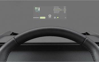 Panasonic นำเทคโนโลยี AR มาใช้งานร่วมกับจอ HUD