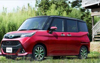 TSL เปิดจอง Toyota Roomy และ Toyota Tank ครั้งแรกในไทย