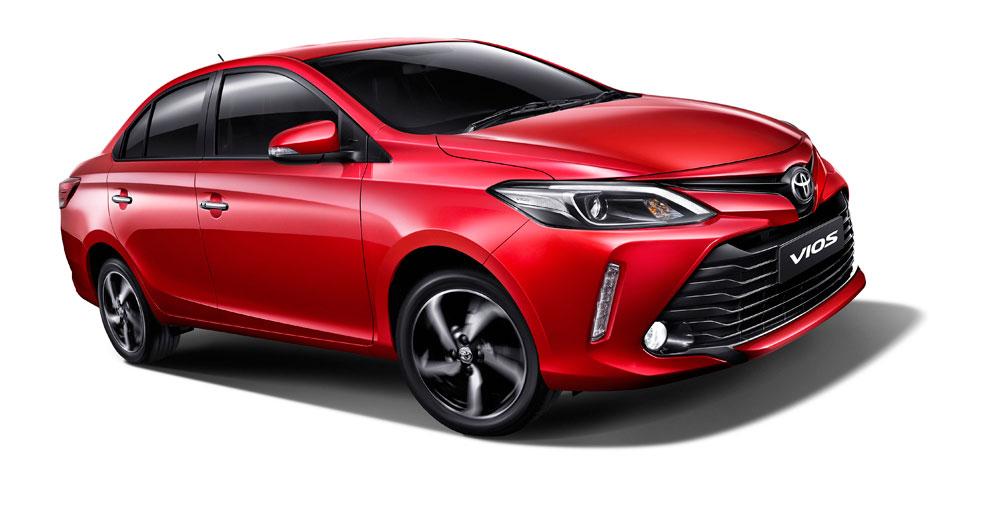 2017 Toyota Vios ปรับโฉม ...