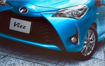 2017 Toyota Yaris ปรับโฉม เพิ่มรุ่นไฮบริดสำหรับตลาดญี่ปุ่น