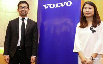 Volvo เชื่อตลาดรถบรรทุกปี 60 ฟื้น โดยเฉพาะอุตสาหกรรมก่อสร้าง