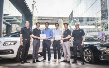 Audi Thailand เดินสายพบแฟนพันธุ์แท้เพื่อสร้างความเชื่อมั่น