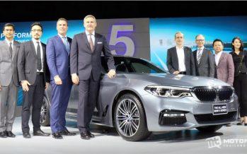 BMW Group ประกาศเปิดตัวรถใหม่รับปี 2560 ครบทั้ง 3 แบรนด์