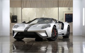 2018 Ford GT Competition Series สปอร์ตสำหรับวิ่ง Track day