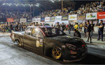 Isuzu Race Spirit 2016 งานแข่งปิคอัพดีเซลรอบชิงชนะเลิศ